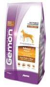 Gemon Dog - Сухой корм для взрослых собак крупных пород (курица с рисом) Maxi