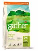 GATHER organic (Petcurean) - Органический веганкорм для собак Endless Valley Vegan