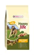 Happy Life (Versele-Laga) - Сухой корм для активных собак (с курицей) Adult Chicken Energy