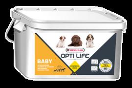 Opti Life (Versele-Laga) - Сухой корм для щенят (с курицей) Baby