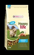 Happy Life (Versele-Laga) - Сухой корм для щенков (с курицей) Junior Chicken