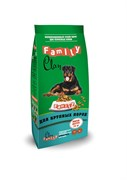 Clan Family - Сухой корм для взрослых собак крупных пород (с курицей)