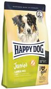Happy Dog - Сухой корм для юниоров (с ягненком и рисом) Junior Lamb & Rice