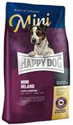 Happy Dog - Сухой корм для собак мелких пород Mini Irland