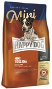Happy Dog - Сухой корм для собак мелких пород Mini Toscana