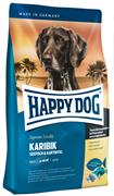 Happy Dog - Сухой корм для взрослых собак (с морской рыбой) Supreme Karibik