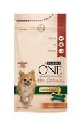 """Purina ONE - Сухой корм для собак мелких пород """"Моя Собака…Непоседа"""" (с курицей и рисом)"""