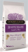 Golden Eagle - Сухой гипоалергенный беззерновой корм для собак 22/12 (с ягненком) Hypo-allergenic Lamb & Rice