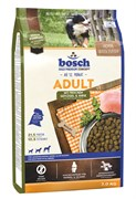 Bosch - Сухой корм для взрослых собак (с птицей и просом) Adult