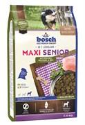 Bosch - Сухой корм для пожилых собак крупных пород (с птицей и рисом) Maxi Senior