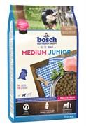 Bosch - Сухой корм для щенков Medium Junior