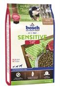 Bosch - Сухой корм для собак (с ягнёнком и рисом) Sensitive
