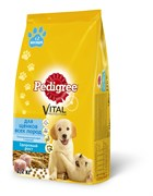 Pedigree - Сухой корм для щенков всех пород (с курицей)