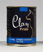 Clan Pride - Консервы для собак (рубец говяжий) № 91