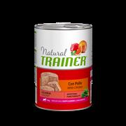 Trainer - Консервы для щенков и юниоров средних и крупных пород Natural Medium Puppy and Junior