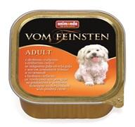 Animonda - Консервы для собак (с мясом домашней птицы и телятиной) Vom Feinsten Adult