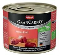 Animonda - Консервы для чувствительных собак (c говядиной) GranCarno Sensitiv