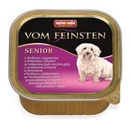 Animonda - Консервы для собак старше 7 лет (с мясом домашней птицы и ягнёнком) Vom Feinsten Senior