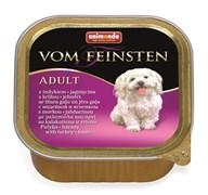 Animonda - Консервы для собак (с индейкой и ягнёнком) Vom Feinsten Adult