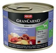 Animonda - Консервы для чувствительных собак (c ягнёнком и картофелем) GranCarno Sensitiv