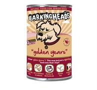"""Barking Heads - Консервы для собак старше 7 лет """"Золотые годы"""" (с цыпленком и лососем)"""