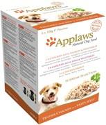 """Applaws - Набор паучей в желе для собак """"Коллекция вкусов"""" Dog Jelly Pouch Supreme Selection"""