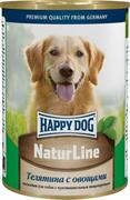 Happy Dog - Консервы для собак ( с телятиной и овощами)
