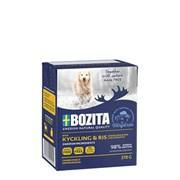 BOZITA - Консервы для собак (с курицей и рисом) Chicken & Rice