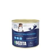 BOZITA - Паштет для собак (с олениной) Reindeer