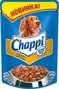 """Chappi - Паучи для собак """"Мясное изобилие"""""""