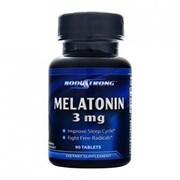BodyStrong - Melatonin 3mg (90таб)