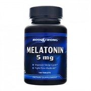 BodyStrong - Melatonin 5mg (90таб)
