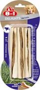 8in1 - Палочки с говядиной для мелких и средних пород 13 смх3 шт. Delights Beef