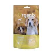 """Organix - Лакомство для собак """"Куриные гантельки"""" (100% мясо) Chicken fillet/ dumbbell"""