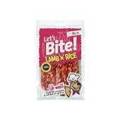 Brit - Лакомство для собак (с ягненком и рисом) Let's Bite Lamb and Rice