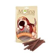 """Molina - Лакомство для собак """"Нарезка из говядины"""""""
