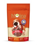 """Molina - Лакомство для собак мелких пород """"Медальоны из ягненка"""""""