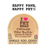 Pet Head - Масло для потрескавшихся лап с маслами ши, овсянки, жожоба, кокоса, оливок и алоэ вера