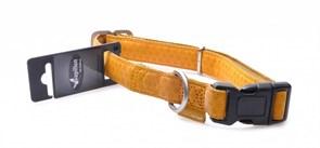 Papillon - Ошейник, искусственная кожа 20 мм, 35 - 50 см, коричневый