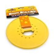 """Benelux - Игрушка резиновая для собак """"НЛО малый"""" 27*16*1 см"""
