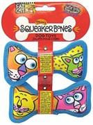 Kitty City - Игрушка «Косточка – пищалка» FATCAT Mini Squeaker Bones