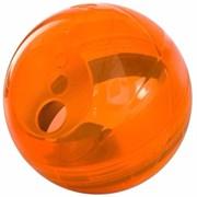 Rogz - Игрушка-кормушка для собак (оранжевый) TUMBLER