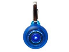 Rogz - Светящаяся подвеска (синий) SAFETY LIGHT