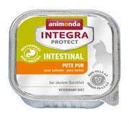 Animonda Integra - Консервы Intestinal для кошек при наруш. пищеварения (с индейкой)