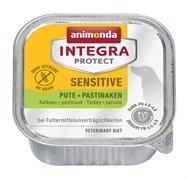 Animonda Integra - Консервы Sensitive для собак при пищ. аллергии (c индейкой и пастернаком)