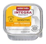 Animonda Integra - Консервы Sensitive для собак при пищ. аллергии (c курицей и пастернаком)