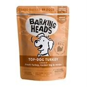 """Barking Heads - Паучи для собак """"Бесподобная индейка"""" (с индейкой) Top Dog Turkey"""