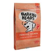 """Barking Heads - Сухой корм беззерновой для собак """"Мисочку оближешь"""" (с лососем и картофелем) Pooched Salmon"""