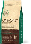 One&Only – Сухой корм для взрослых кошек (индейка с бурым рисом) Turkey&Rice Indoor