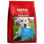 """Mera - Сухой корм для собак всех пород с 2-х месяцев, также подходит для кормящих и беременных сук (с курицей) Essential """"Junior 1"""""""